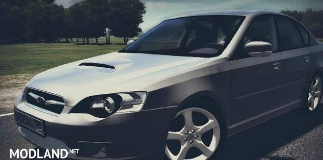 Subaru Legacy 3.0 AWD [1.5.9]